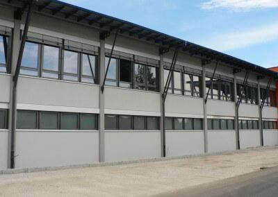 Vertriebsbüro Lang Betonfertigteile - Projekt Schuler Deißlingen